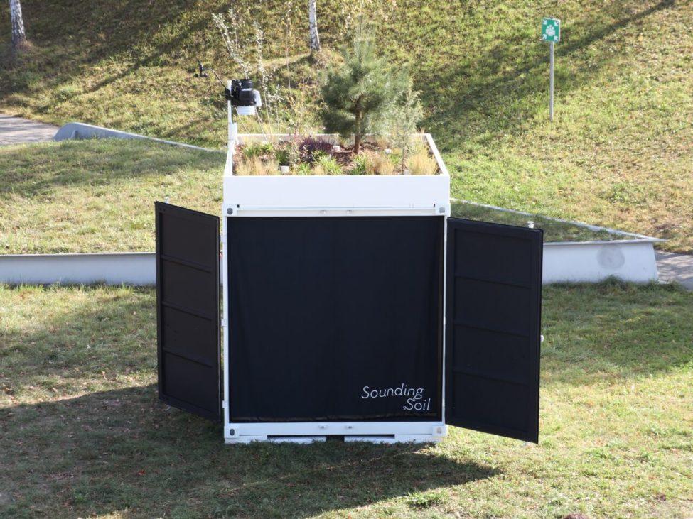 Soundinstallation Aussen